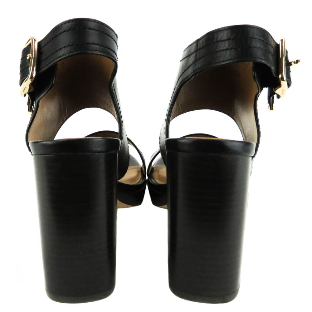 f78ddb9be55 Coach Block Sandal Heels – Mosh Posh Designer Consignment Boutique