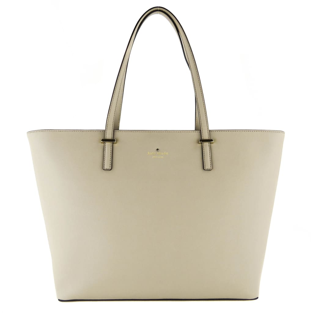 1288f994e0 Kate Spade Beige Saffiano Leather Cedar Street Harmony Tote Bag - handbags