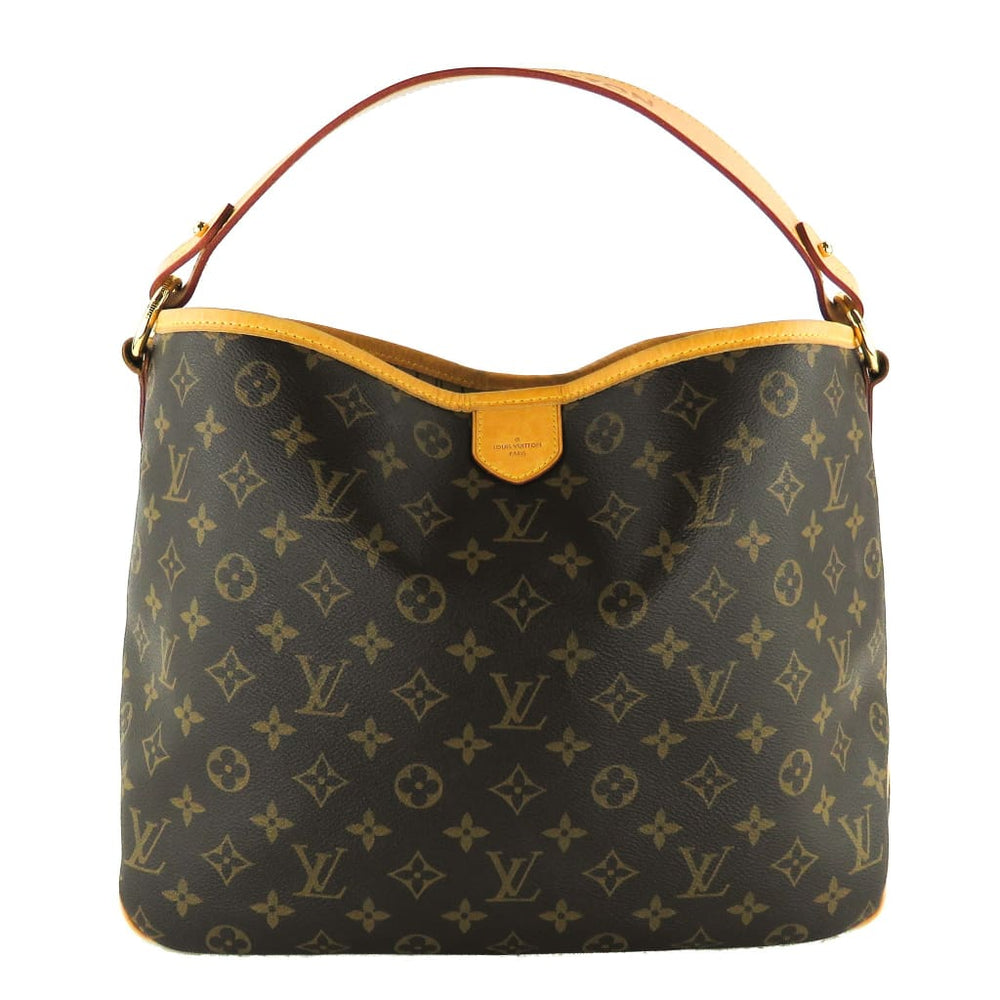 6b55557a54f Louis Vuitton Brown Monogram Canvas Delightful PM Shoulder Bag