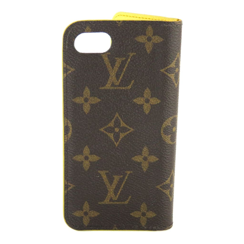 Louis Vuitton Brown Monogram Canvas Folip iPhone 7\8 Case - Phone Case