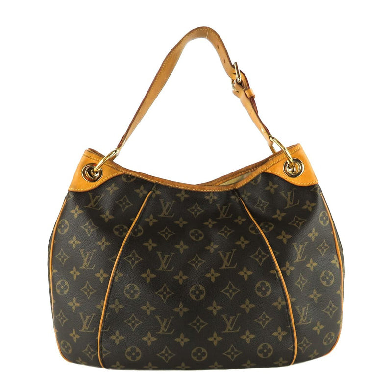 Louis Vuitton Brown Monogram Canvas Galliera PM Shoulder Bag - Shoulder Bags