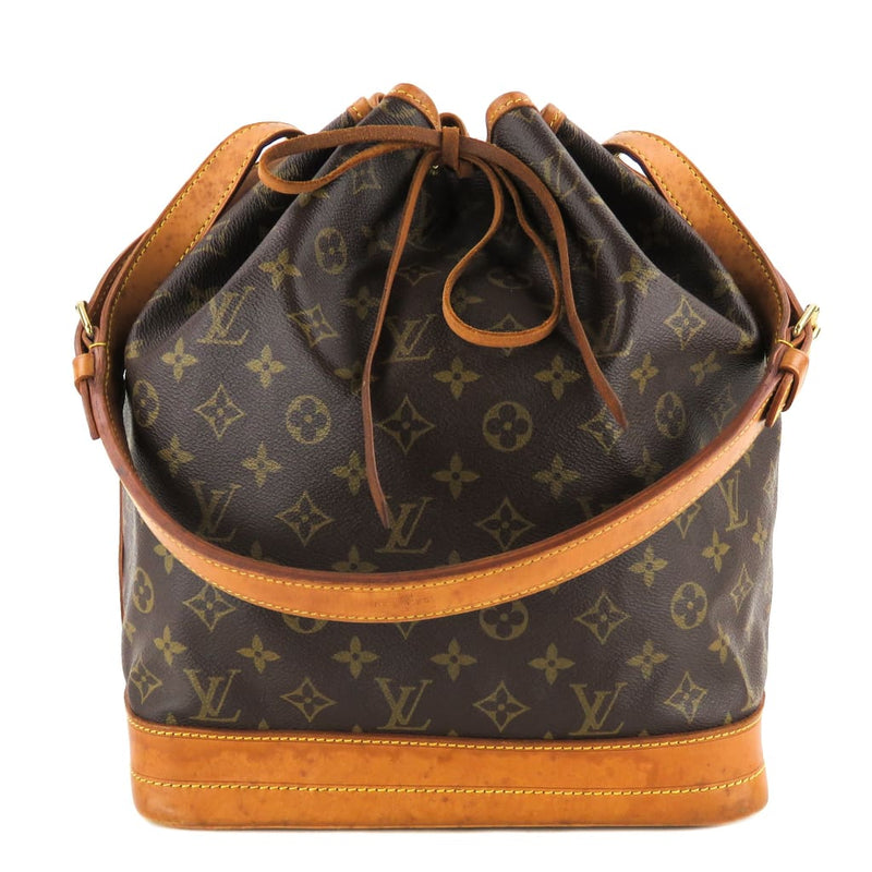 Louis Vuitton Brown Monogram Canvas Noe Bucket Shoulder Bag - Bucket Bags