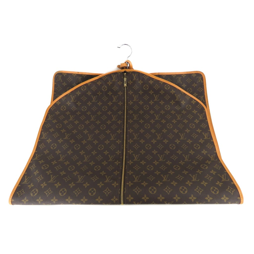 4cd96214c Louis Vuitton Brown Monogram Coated Canvas Garment Cover Luggage Bag -  Luggage