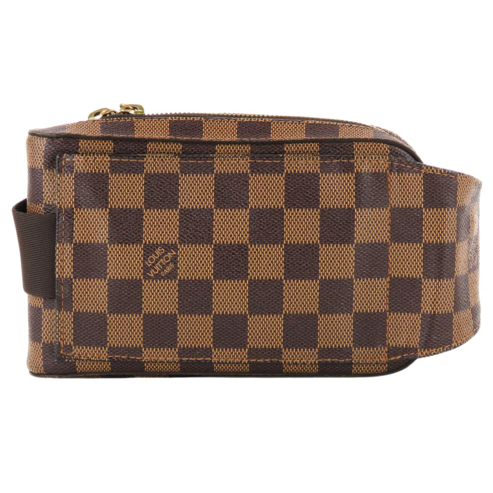2b8e155798c7 Louis Vuitton Ebene Damier Canvas Geronimos Belt Bag – Mosh Posh ...