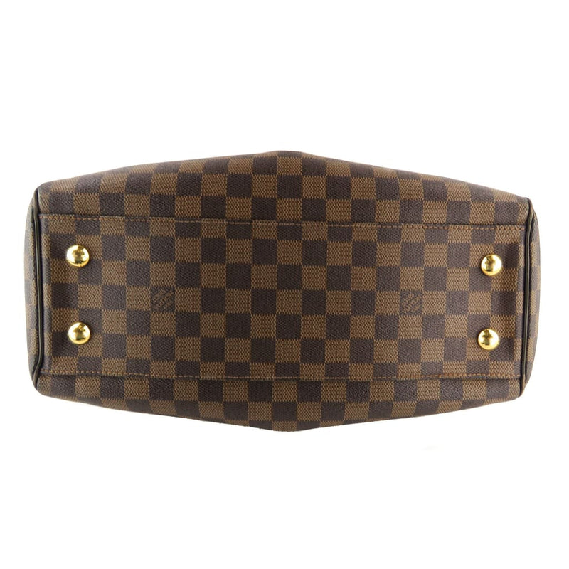 Louis Vuitton Ebene Damier Canvas Trevi PM Shoulder Bag - Shoulder Bags
