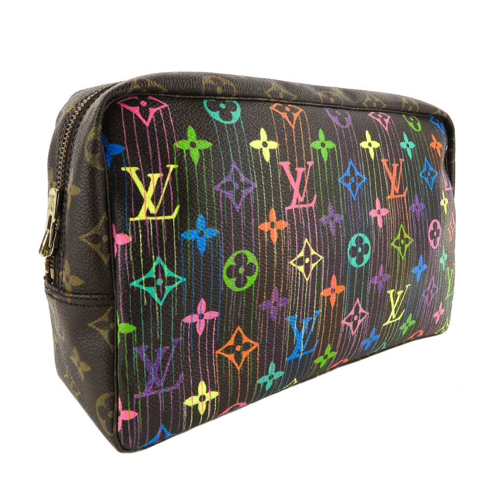 Louis Vuitton Monogram Canvas Multicolor Trousse de Toilette 28 Cosmetic Pouch - Cosmetic Pouch