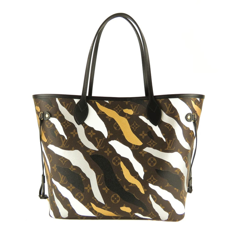 Louis Vuitton Multicolor Monogram Canvas Limited Edition Neverfull MM Tote Bag - Totes