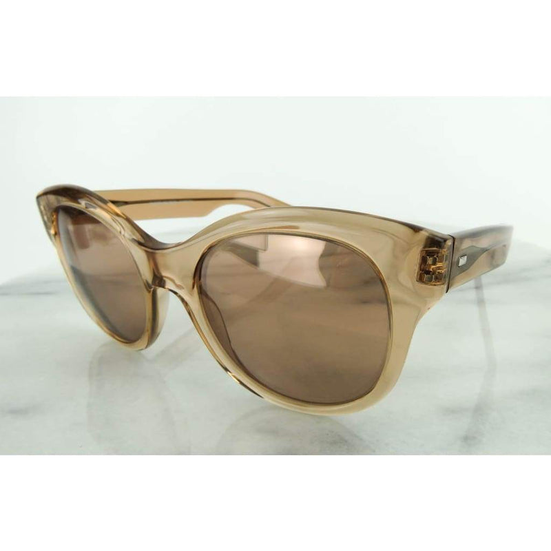 Oliver Peoples Rose Gold Transparent Jacey OV5234-S Sunglasses - Sunglasses