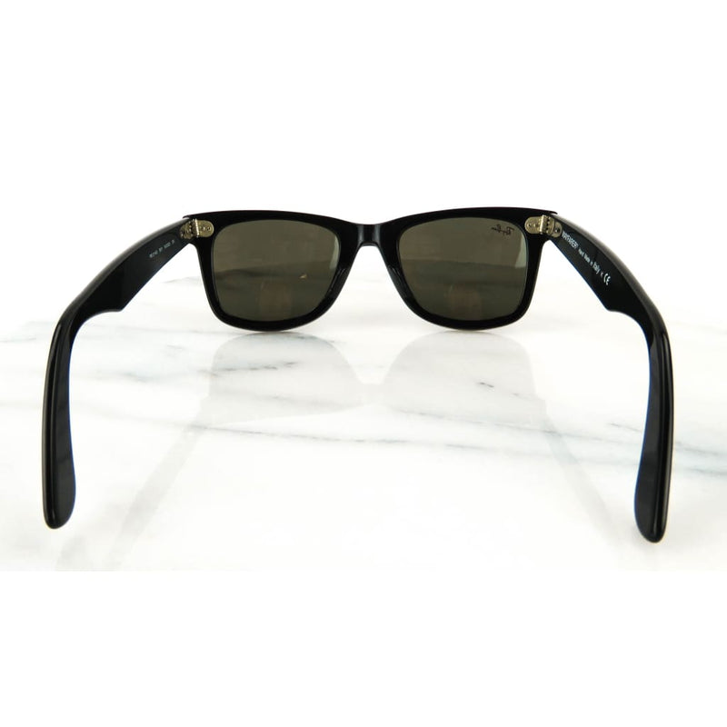 Ray Ban Black Original Wayfarer Classic RB2140 Sunglasses - Sunglasses