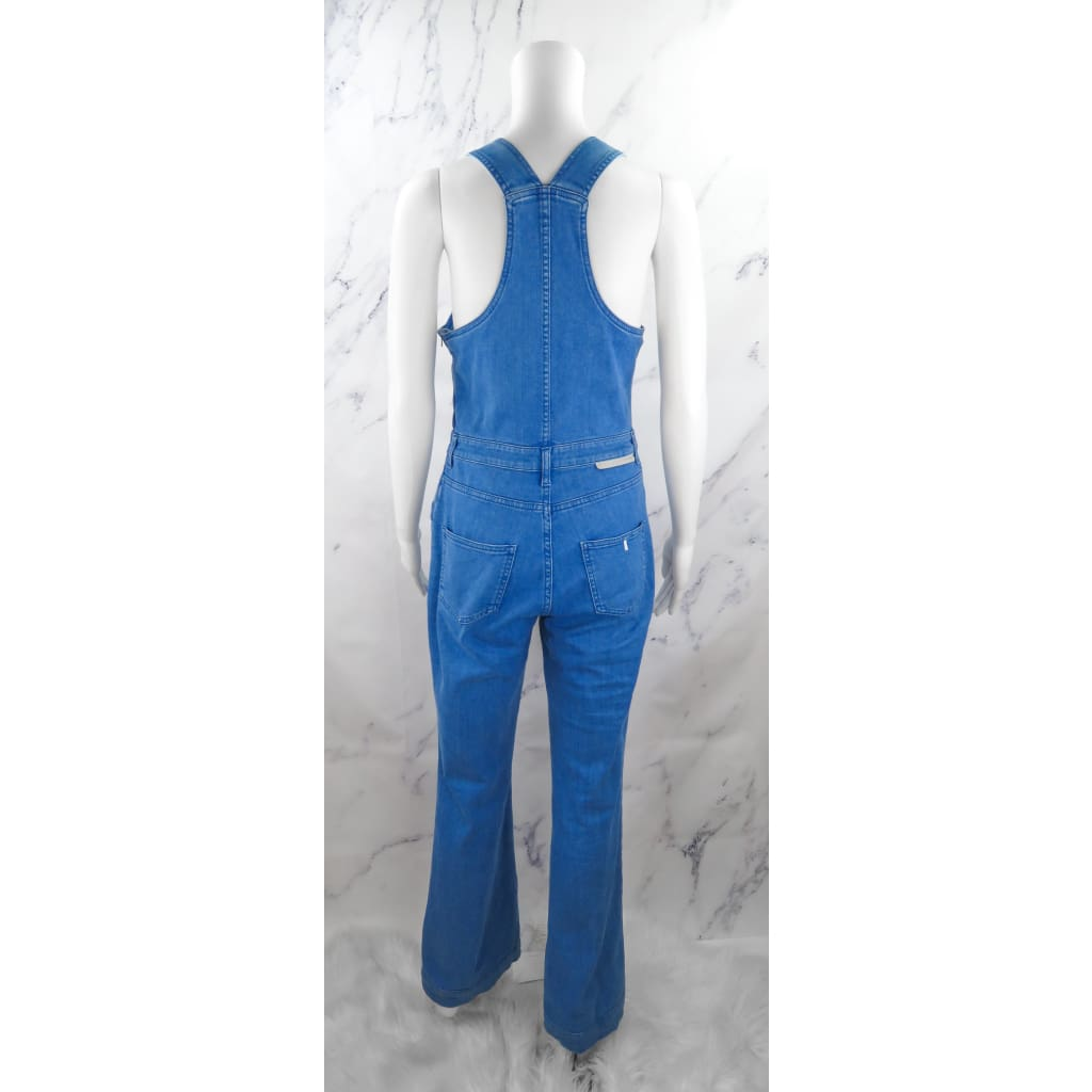 Stella McCartney Blue Denim Size 38 Overalls - Overalls