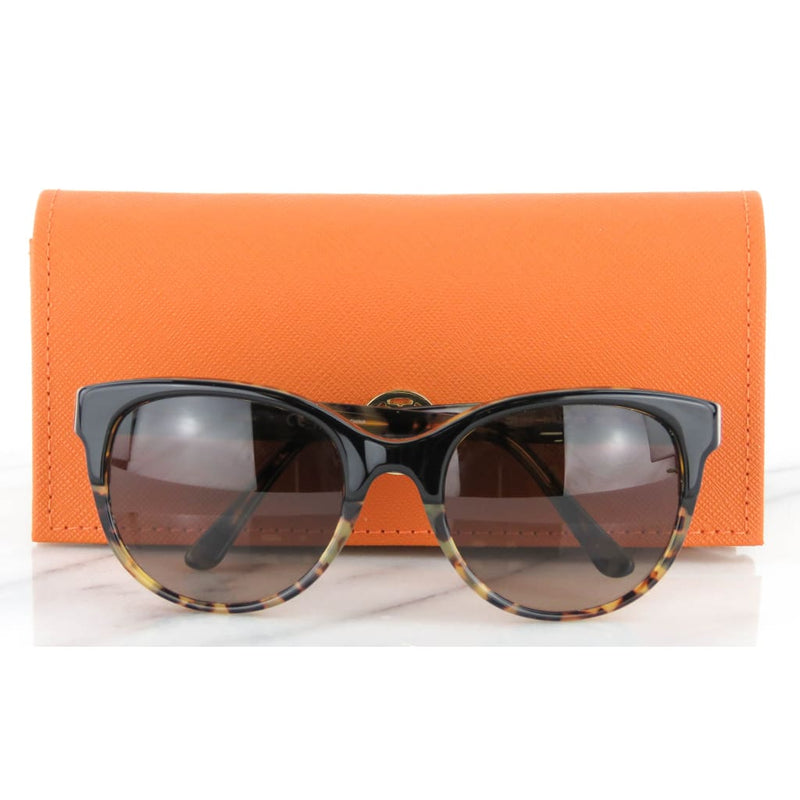 Tory Burch Black Tortoise TY 7095 Sunglasses - Sunglasses