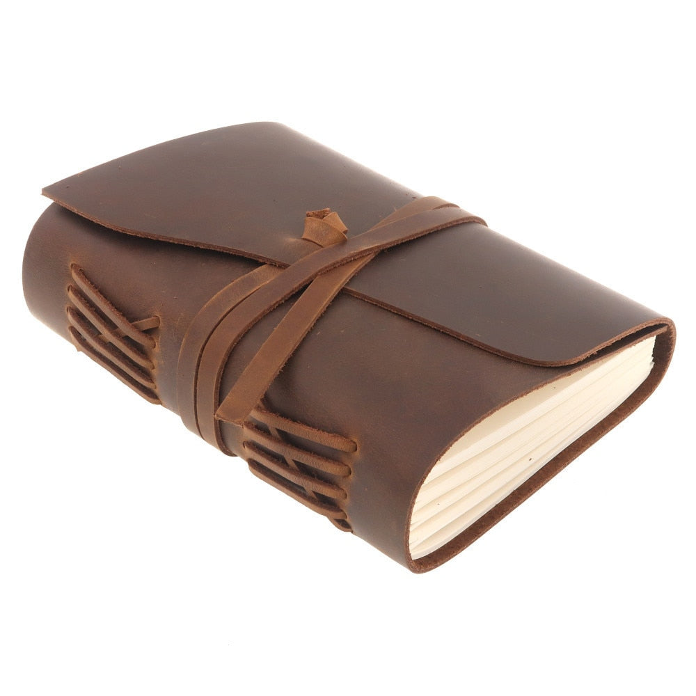 Handmade Genuine Leather Notebook
