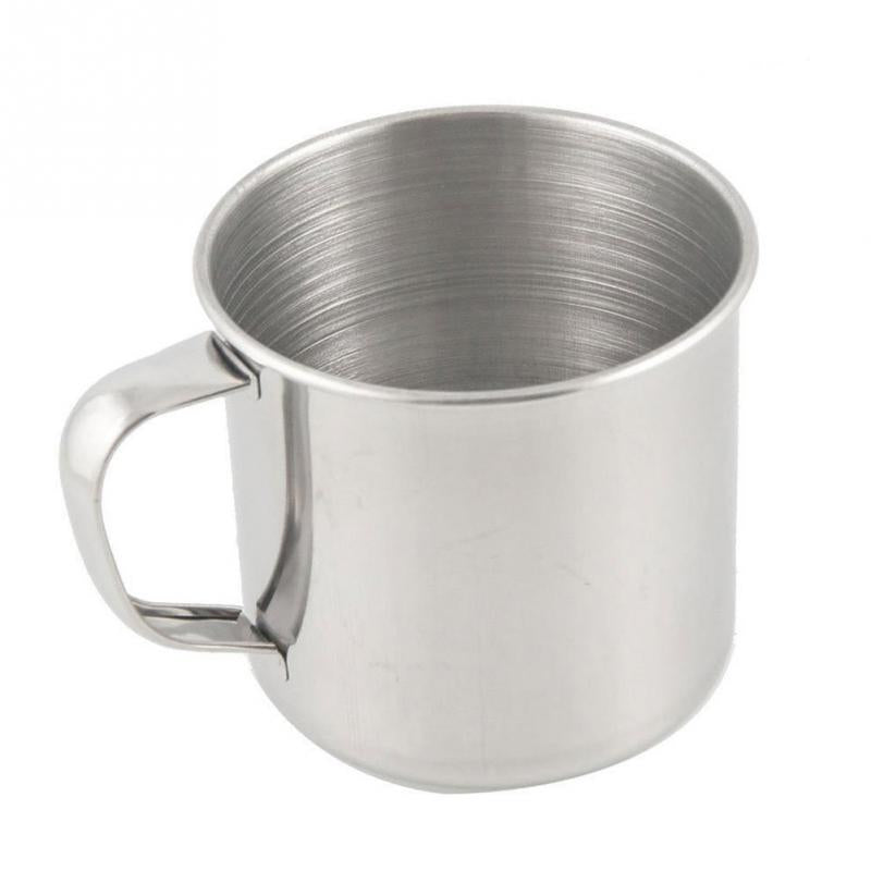 100ML Portable Outdoor Travel Stainless Steel Coffee Mug