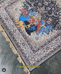 Thoughts On Carpet  | Workshop By Ali Chaban
