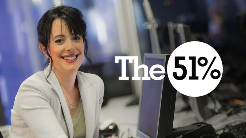 News YOU Should be Watching: The 51 Percent, Women Shaping the World