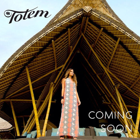 Coming Soon, Warm breezes, Sandy beaches, Sunny destination shopping from Totem