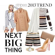Summer's Biggest Trend: Stripes