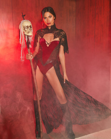 Halloween Stripper Clothing Collection