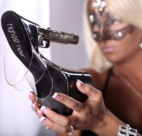 The Highest Heel Shoes & Boots