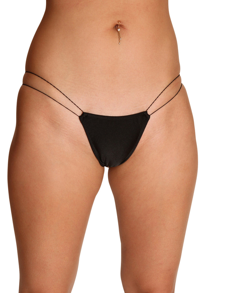 Low Rise String Thong Panty