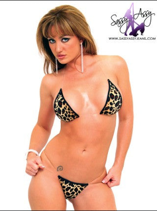 Manage Bikinis with buttefly bottom