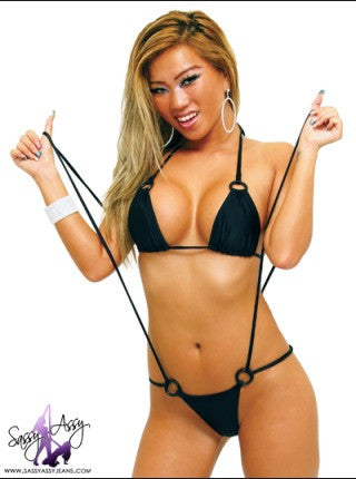 Exotic Pole Dancers Sling Shot Set