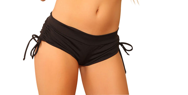 Cheeky Tie Side Shorts- Sassy Assy