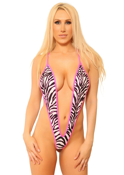 Sling Shot Bikini- Stripper Clothing By Sassy Assy