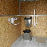 Natsol Composting Toilet Installed Only