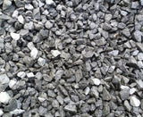 Black Basalt Gravel Installed