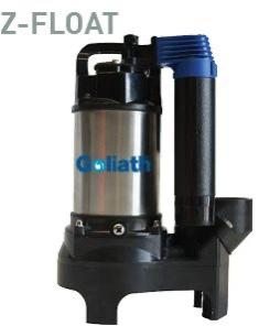 Goliath Super land drain pump Z Float