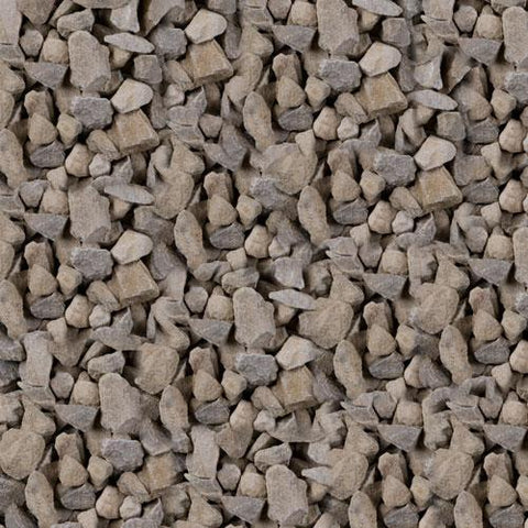 Limestone Chippings Installed