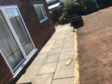 Garden Path Installed paving
