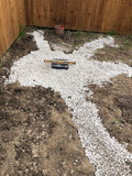 Land drain / French Drain Installed