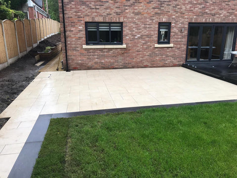 Vitrified Paving