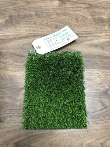Dog Friendly Artificial Turf 40mm - Installed