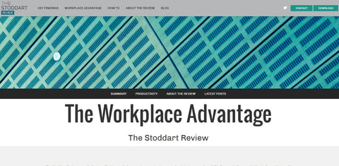 The Stoddart Review - The Workplace Advantage