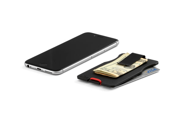 Alto Wallet Beside Phone