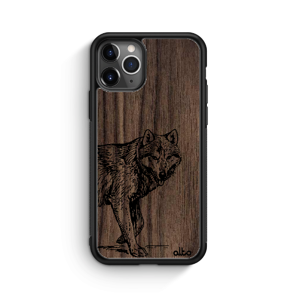 Custom Case Designer for Engraved Wood Phone Cases