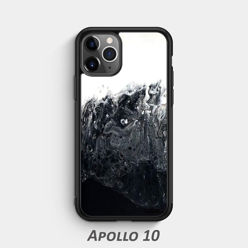 apollo 10 resin epoxy phone cases