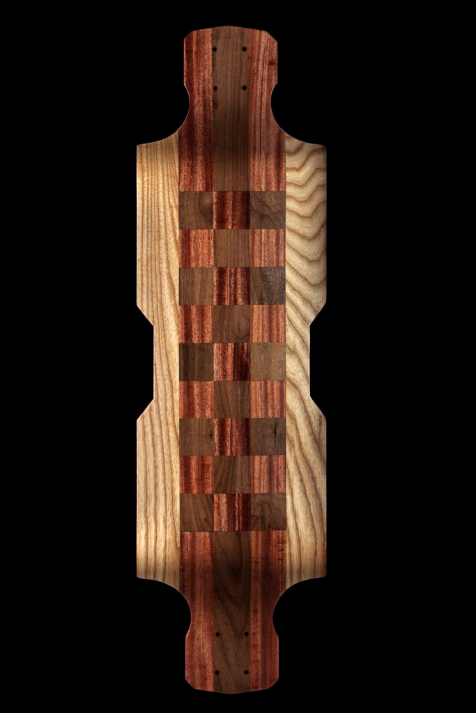 Wood Longboards - Inlay Series