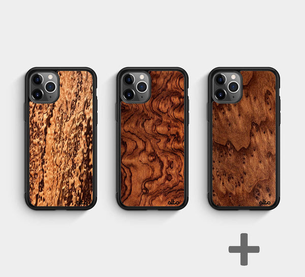 Burl & Exotic Series