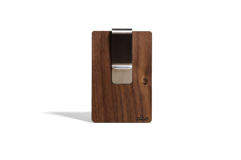 Wood Wallets - PakMan Pro Wallet