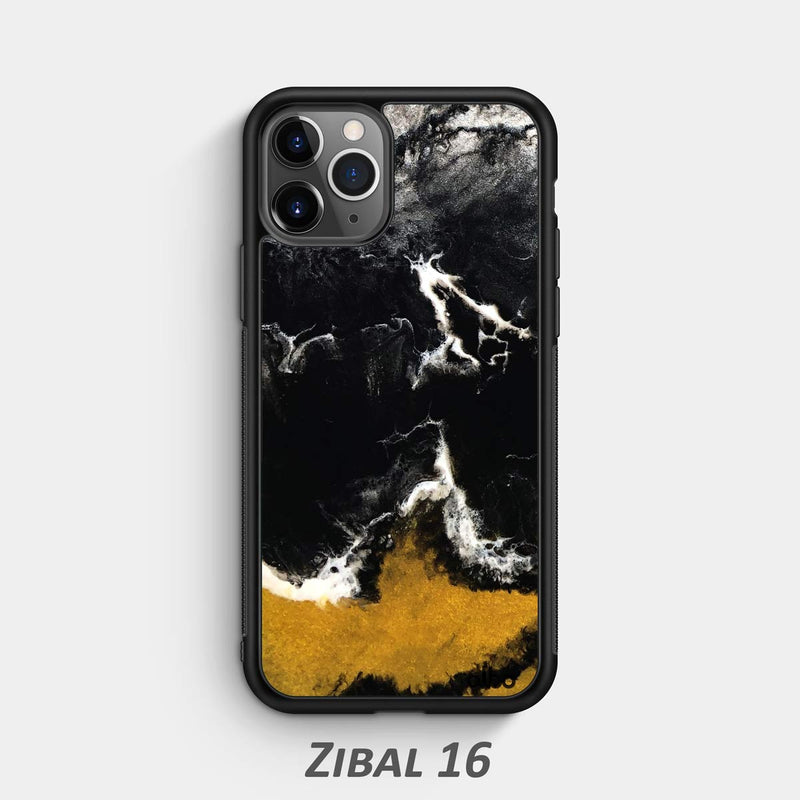 zibal 16 epoxy resin phone cases