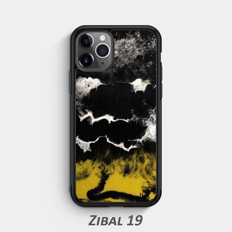zibal 19 epoxy resin phone cases