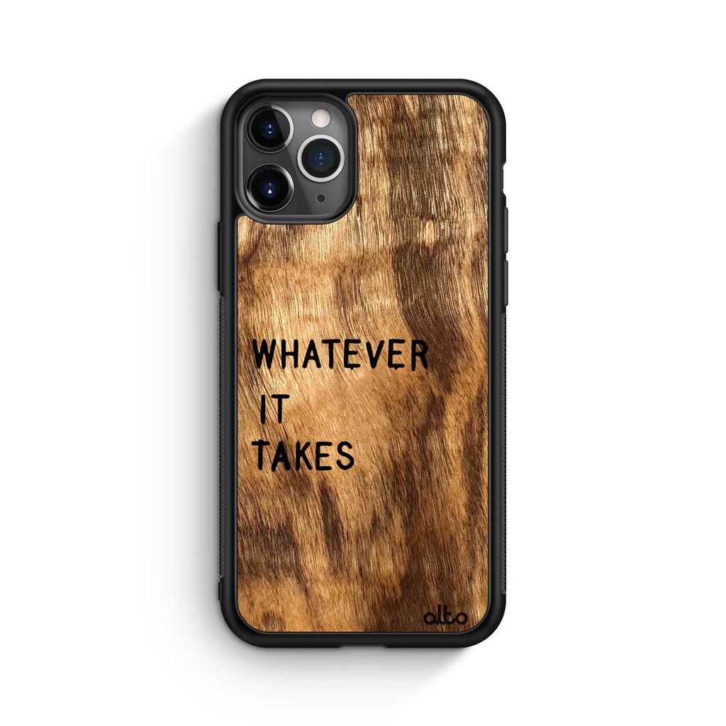 Whatever it Takes - Olivewood (Apple)