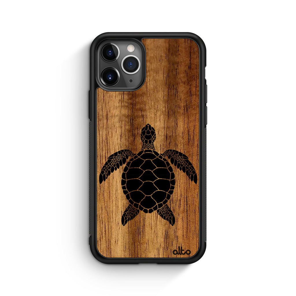 Ocean Turtle - Koa (Apple)