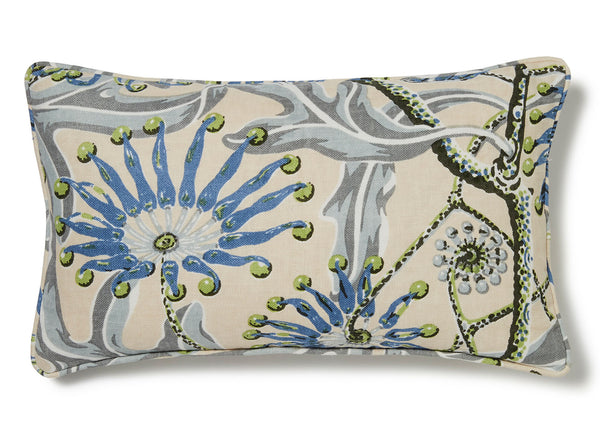Firewheel Ivory Cushion Cover - 30 x 50