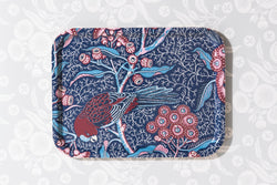 Rosella Red Rectangle Tray 30/40cm