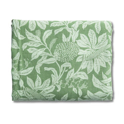 Banksia Green Table Runner